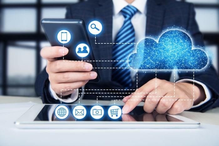 Cloud Based Accounting Financial KGRN min