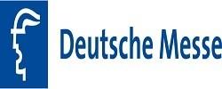 DeutscheMesse logo 250100