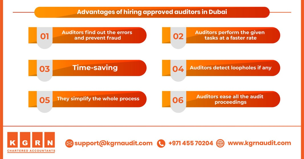 advantages of hiring approved auditors in dubai